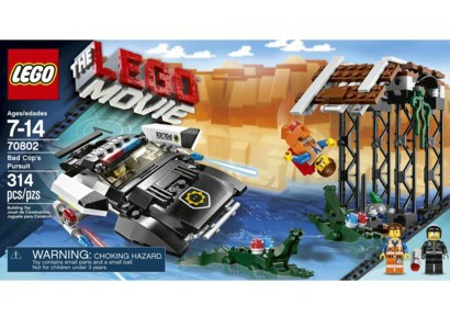 lego movie playset
