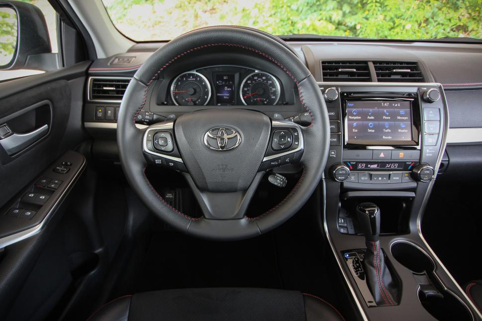 Marvelous 2015 Toyota Camry Interior Driver Nice Design