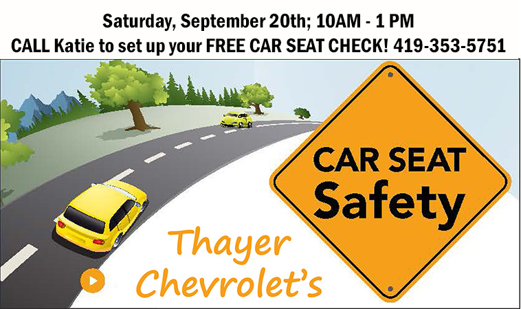 Top Safety Items To Keep In Your Thayer Chevrolet Thayer