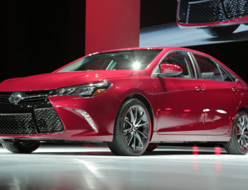The 2015 Camry Is Just Better. Period.