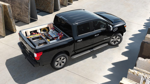 Five Reasons To Love Nissan Titan